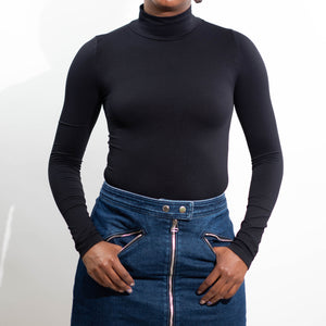 Colt Turtleneck Top Front