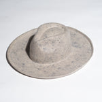 Stony Wool Wide Brim Hat