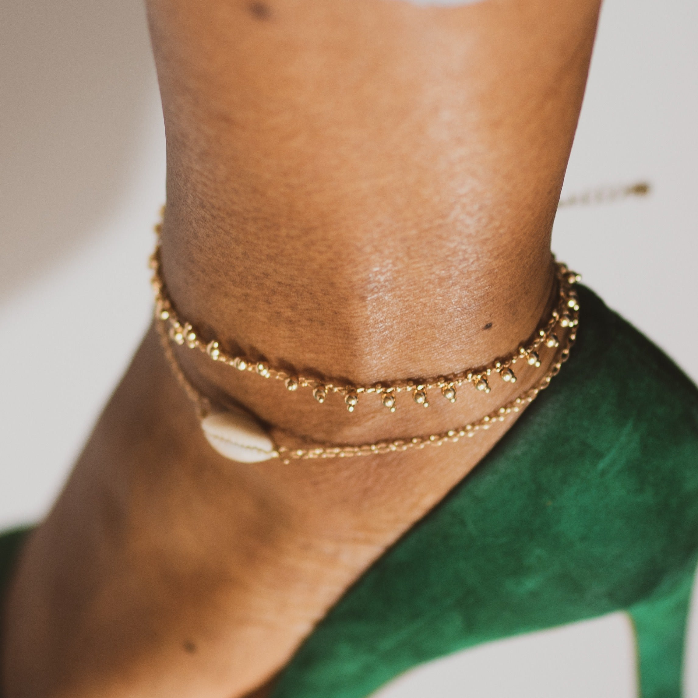 Pacific Coast Anklet