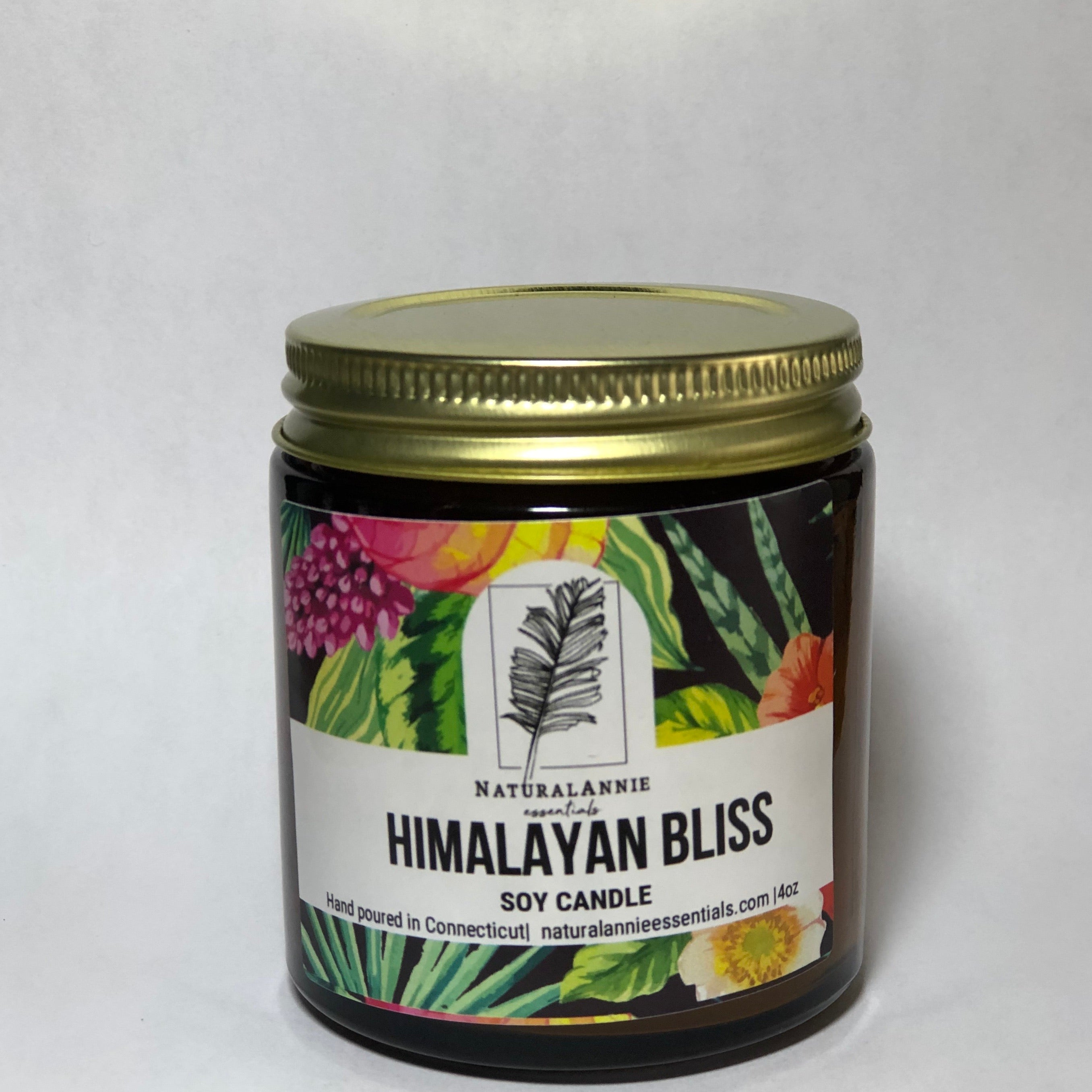 Himalayan Bliss Soy Candle