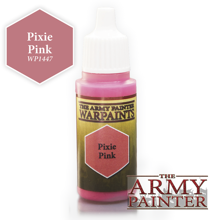 Warpaints Regular: Pixie Pink