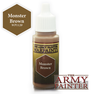 Warpaints Regular: Monster Brown