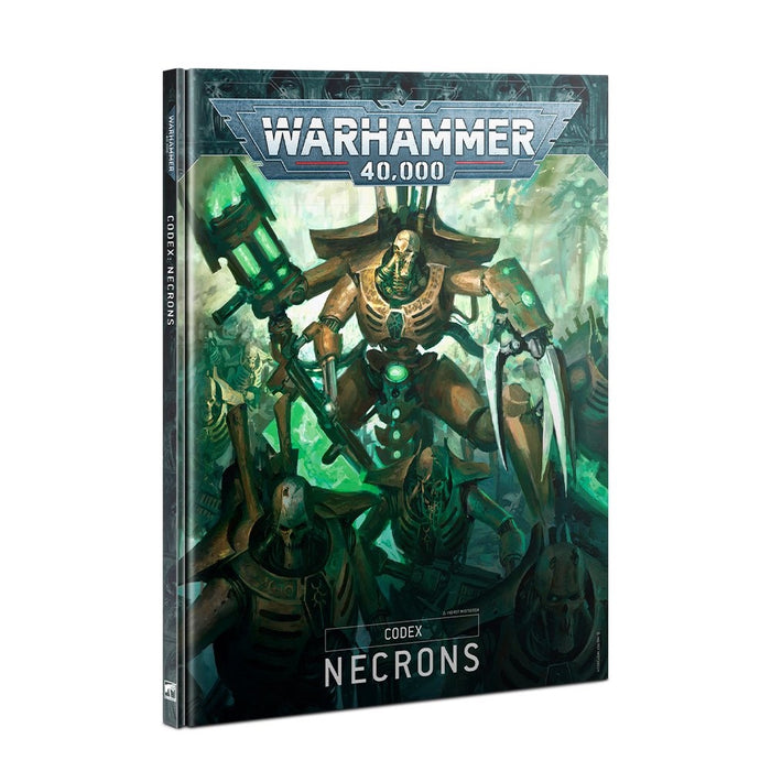 40k: 9th Edition Codex - Necron