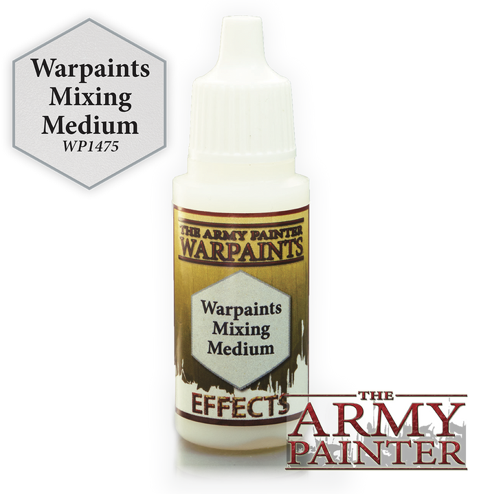 Warpaints Effects: Warpaints Mixing Medium