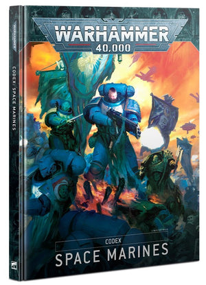 40k: 9th Edition Codex - Space Marines