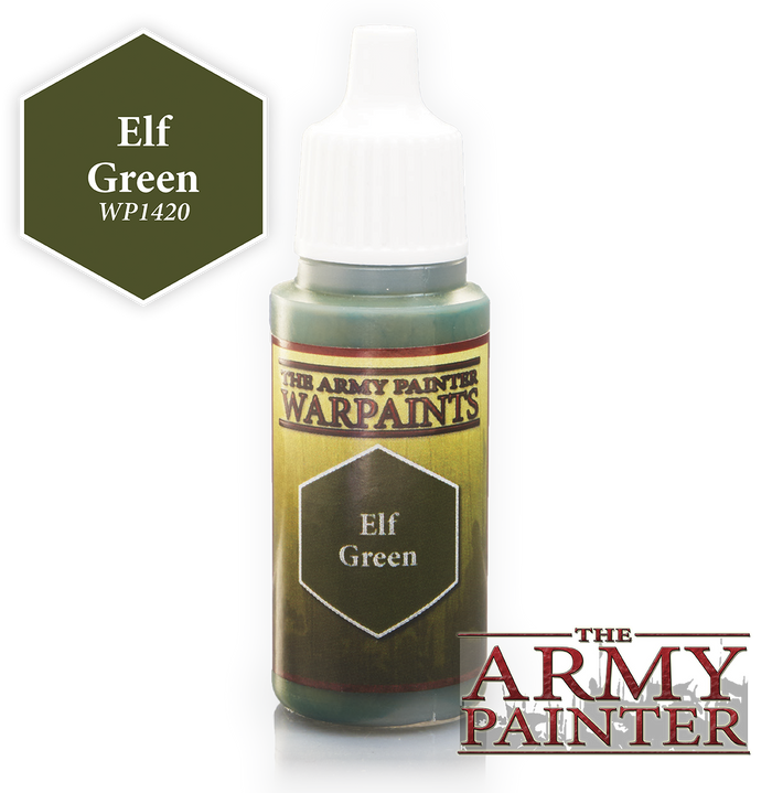 Warpaints Regular: Elf Green