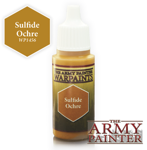 Warpaints Regular: Sulfide Ochre