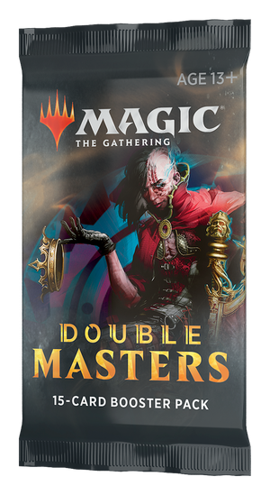 MTG: Double Masters - Draft Booster Pack