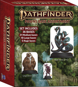 Pathfinder 2E: Pawns Base Assortment