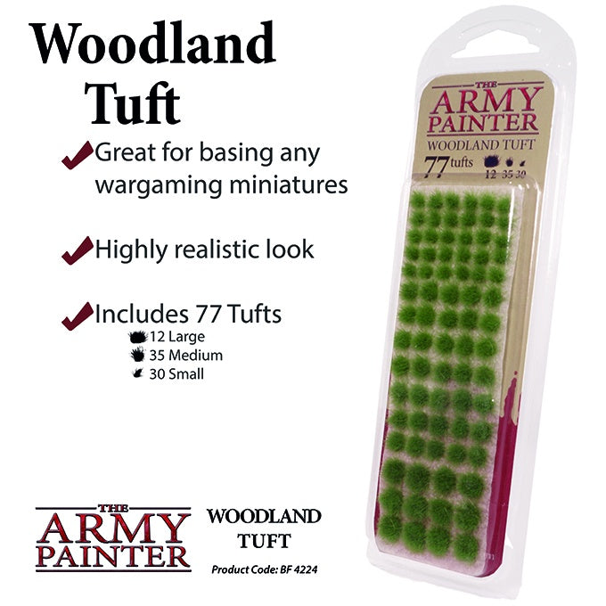 TAP Battlefields: Woodland Tuft
