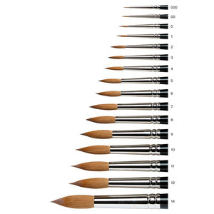 W&N: Series 7 Kolinsky Sable Brush - Art
