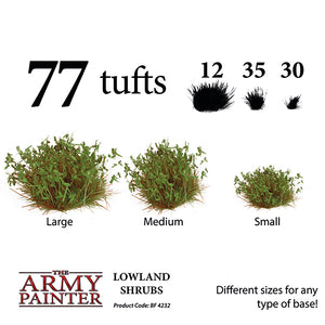 TAP Battlefields: Lowland Shrubs