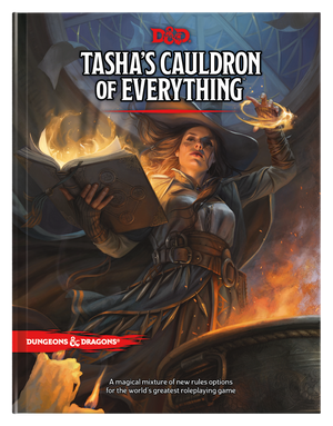 D&D: Tasha's Cauldron of Everything