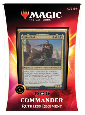 MTG: Ikoria - Commander Deck