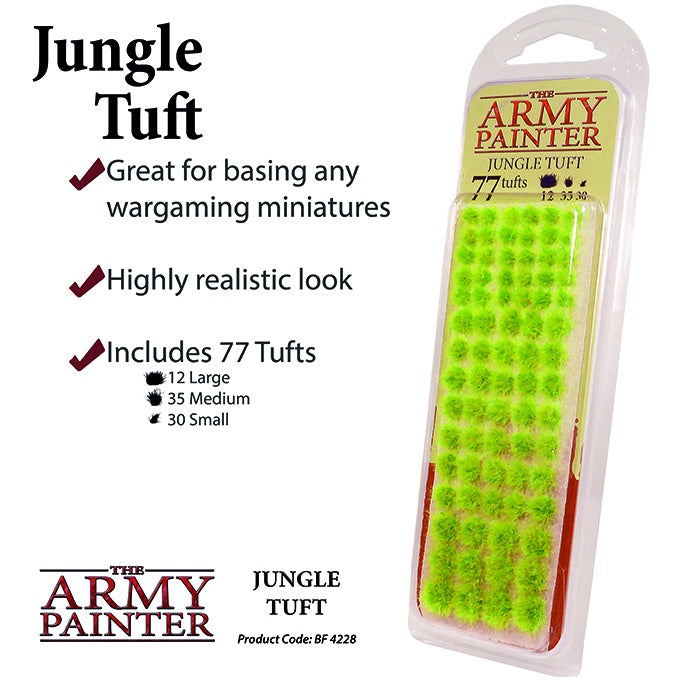 TAP Battlefields: Jungle Tuft