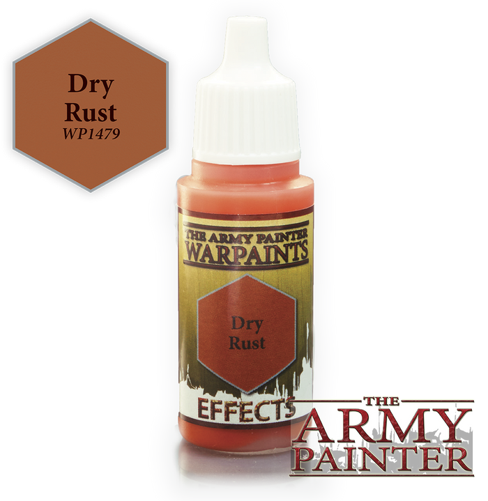 Warpaints Effects: Dry Rust