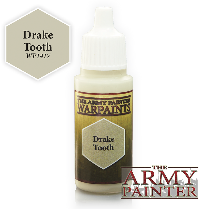 Warpaints Regular: Drake Tooth