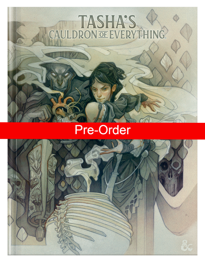 Pre-Order: D&D: Tasha's Cauldron of Everything [Alt-Cover]