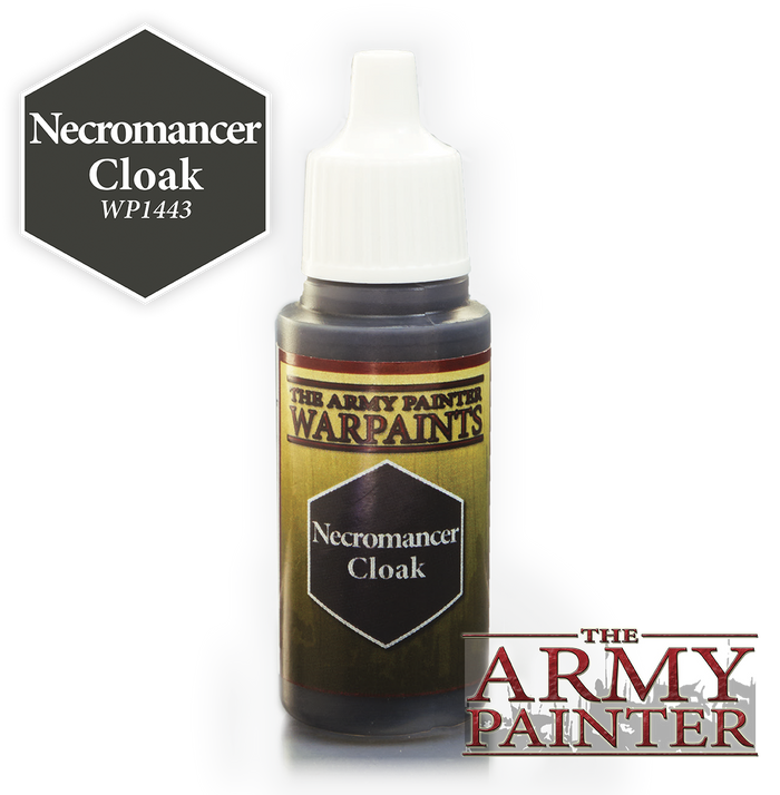 Warpaints Regular: Necromancer Cloak