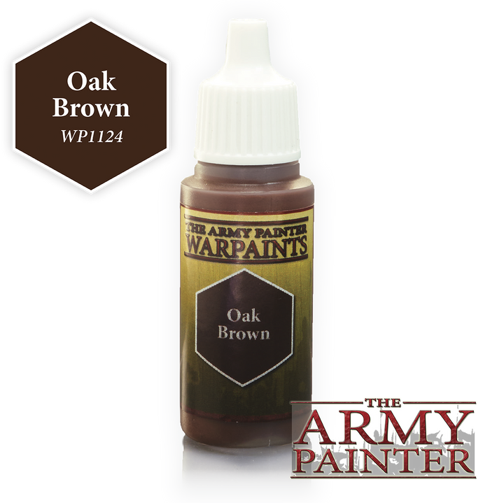 Warpaints Regular: Oak Brown