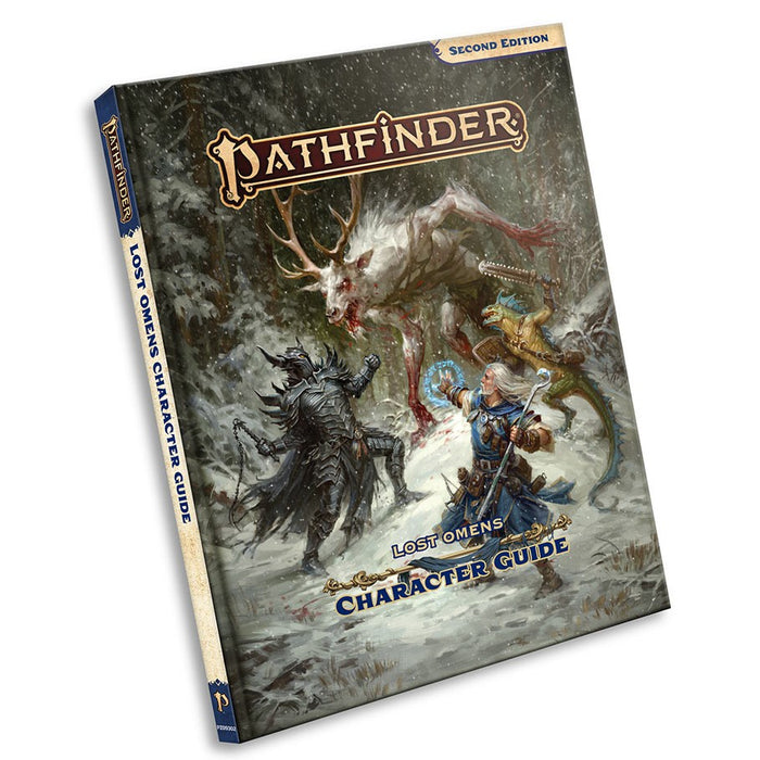 Pathfinder 2E: Lost Omens - Character Guide