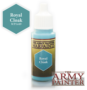 Warpaints Regular: Royal Cloak
