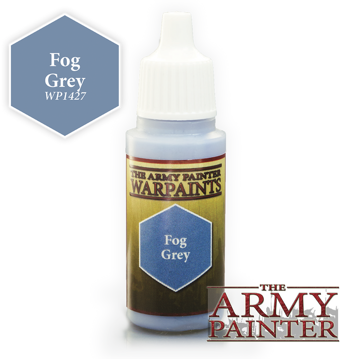 Warpaints Regular: Fog Grey