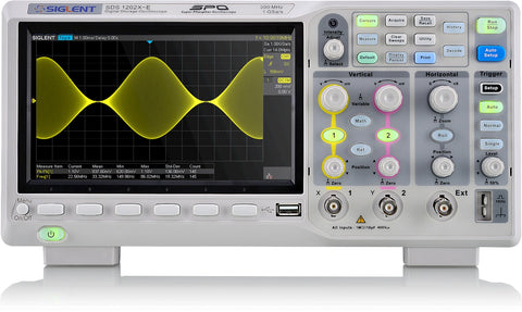 Oscilloscopes and Multimeters