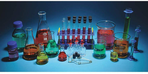 United Scientific GLSKIT3 General Lab Starter Glassware Kit