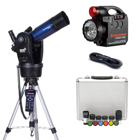 Meade ETX 80 Observer Telescope Bundle