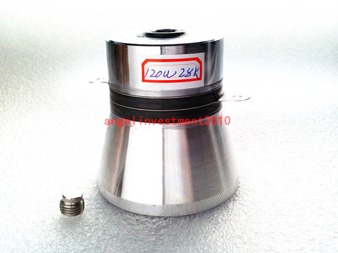 20W 28KHz Ultrasonic Piezoelectric Cleaning Transducer