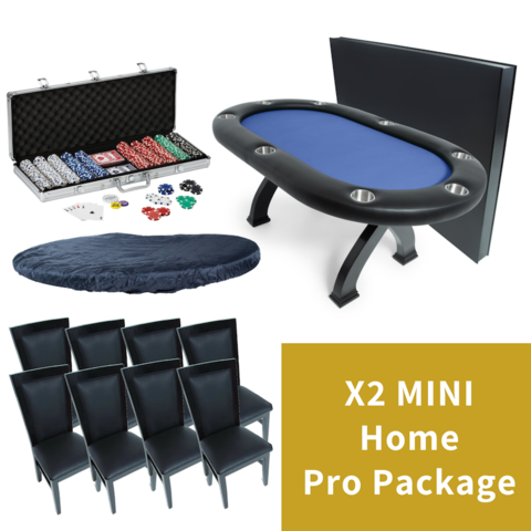 RecRoomHideout BBO Poker Table Package
