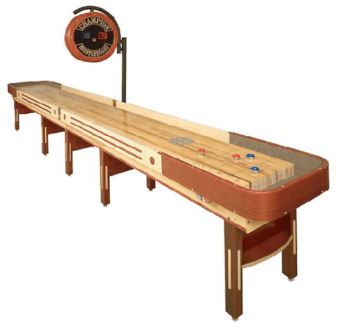 Champion Grand Champion Limited Edition Shuffleboard Table