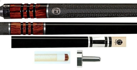 Lucasi Hybrid LHL10 Pool Cue With Golf Style Grip