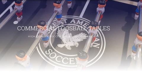 Great American Soccer Foosball Table Product Photo