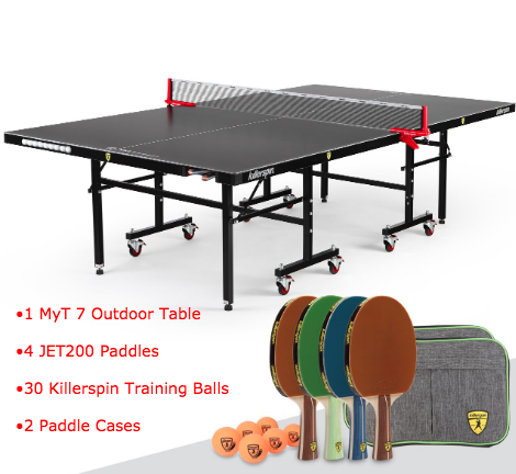 Outdoor MyT7 Party Package