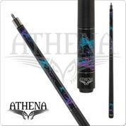 Image of Athena - Teal and Purple Butterflies - ATH44