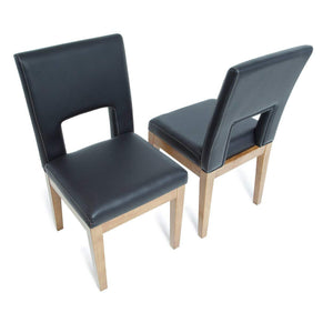 Complete Set of BBO 8 Helmsley Poker / Dining Chairs