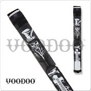 Image of Voodoo 2x2 Papa Legba Stitch Hard Case