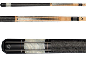 A Series Pool Cues A571-A579 Premium Pearl Viking Cues