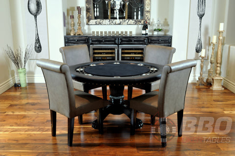 Image of BBO Nighthawk 8 Player Poker Table
