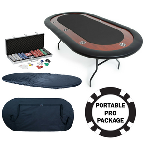 BBO Portable Poker Table Pro Package