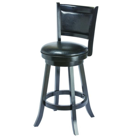 RAM Game Room Padded High Back Barstool