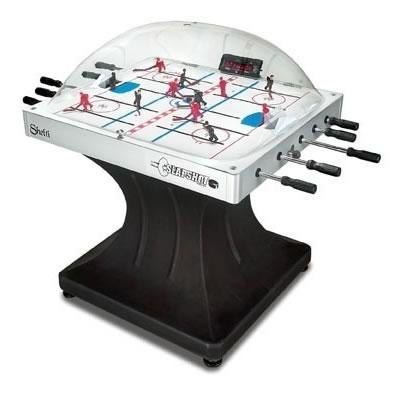 Image of Shelti Blue Line Slapshot Dome Hockey Table