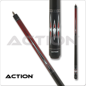 Action Classic Burgundy w/ Black & White Points