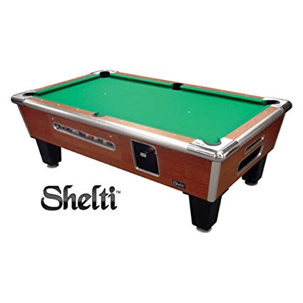 Shelti Bayside Pool Table