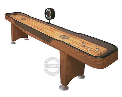 Champion Qualifier Shuffleboard Table