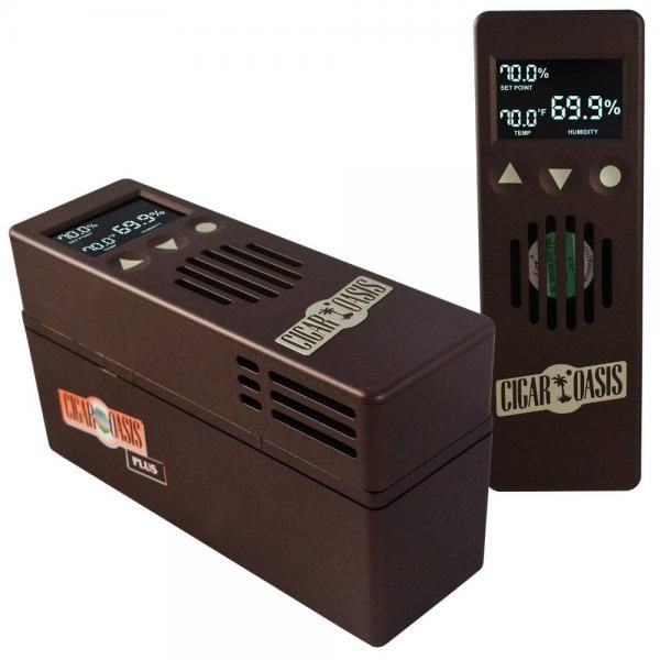 Cigar Oasis Plus 3.0 Electric Humidifier