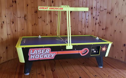 Great American Laser Hockey Table