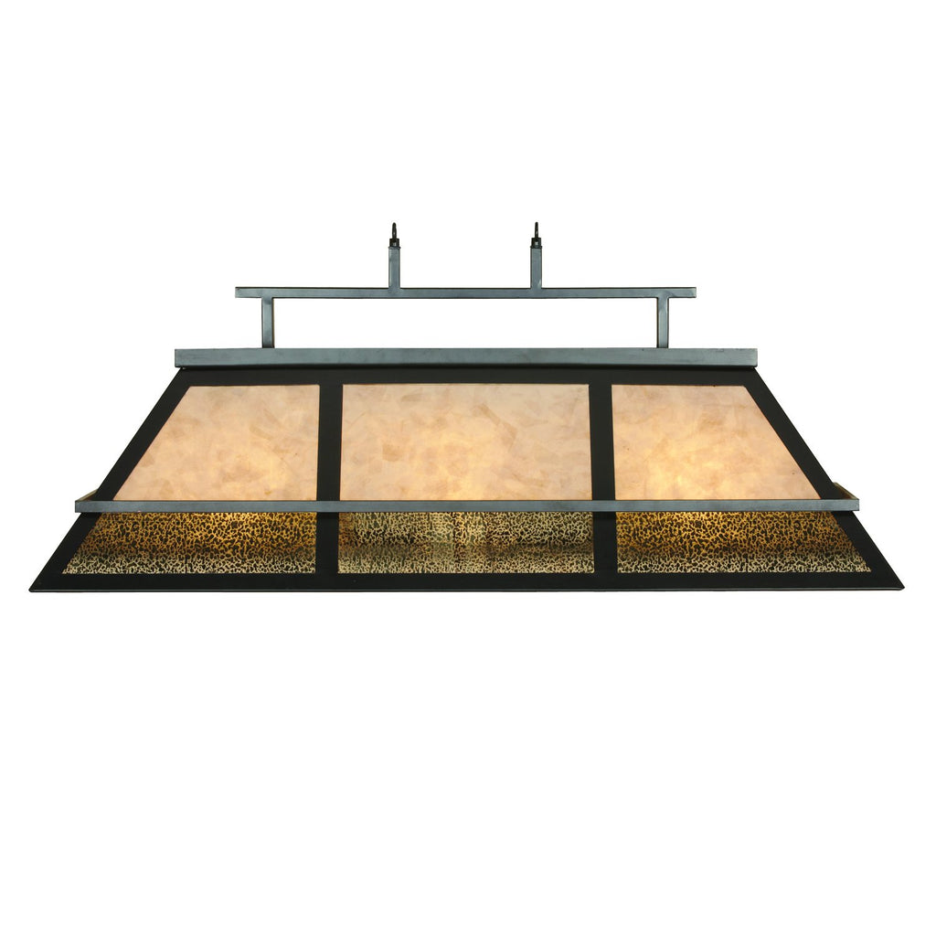 "44"" Billiard Light With KD Frame - Mercury Mica"